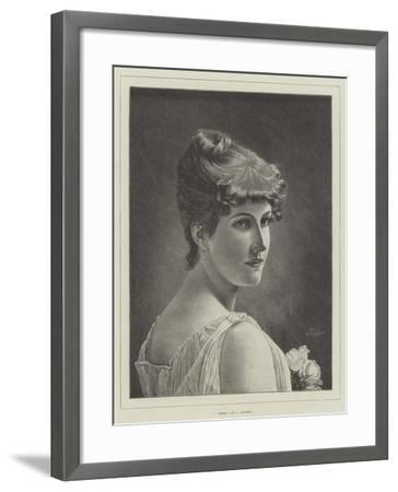 Irene-Alfred Seifert-Framed Giclee Print