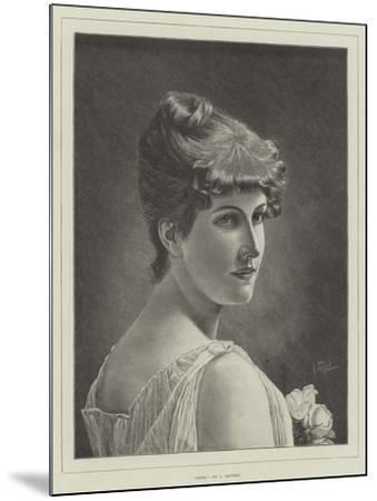 Irene-Alfred Seifert-Mounted Giclee Print