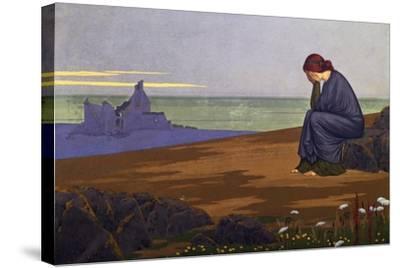 Le Retour Au Foyer (Return Home), 1913, by Alexandre Seon (1855-1917), France, 20th Century-Alexandre Seon-Stretched Canvas Print
