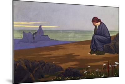 Le Retour Au Foyer (Return Home), 1913, by Alexandre Seon (1855-1917), France, 20th Century-Alexandre Seon-Mounted Giclee Print