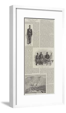 A Journey Through Yemen-Amedee Forestier-Framed Giclee Print