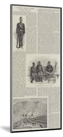 A Journey Through Yemen-Amedee Forestier-Mounted Giclee Print