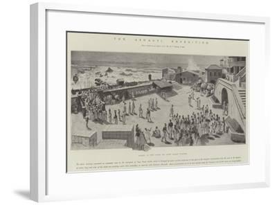 The Ashanti Expedition-Amedee Forestier-Framed Giclee Print