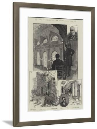 The City Guilds, the Clothworkers' Company-Amedee Forestier-Framed Giclee Print