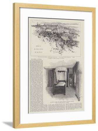 The Queen at Hyeres-Amedee Forestier-Framed Giclee Print