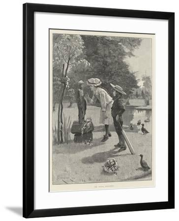 The Young Idolaters-Amedee Forestier-Framed Giclee Print