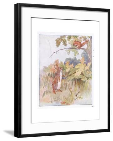 Time for Dinner-Anne Anderson-Framed Giclee Print