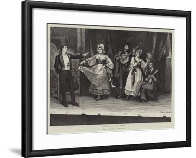 My First Season-Arthur Hopkins-Framed Giclee Print