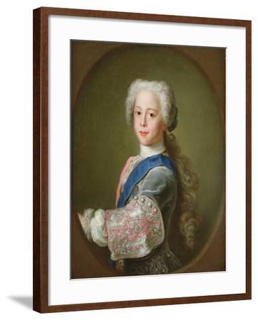 Portrait of Prince Henry Benedict Clement Stewart, 1732-Antonio David-Framed Giclee Print