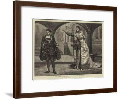 The Comedie Francaise at the Gaiety Theatre-Arthur Hopkins-Framed Giclee Print