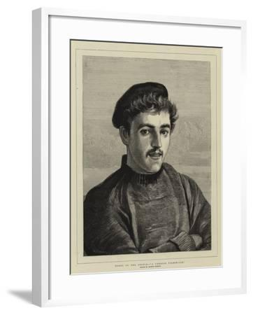 Heads of the People, A Cornish Fisher-Lad-Arthur Hopkins-Framed Giclee Print