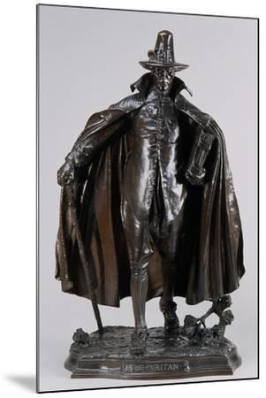 The Puritan, 1899-Augustus Saint-gaudens-Mounted Giclee Print