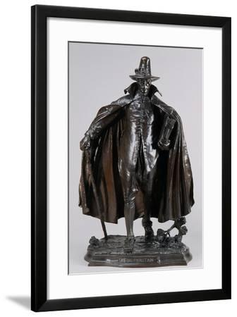 The Puritan, 1899-Augustus Saint-gaudens-Framed Giclee Print