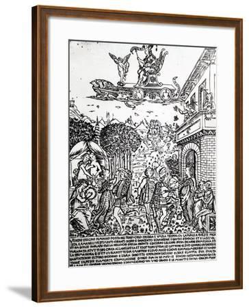 Venus, C.1464-Baccio Baldini-Framed Giclee Print