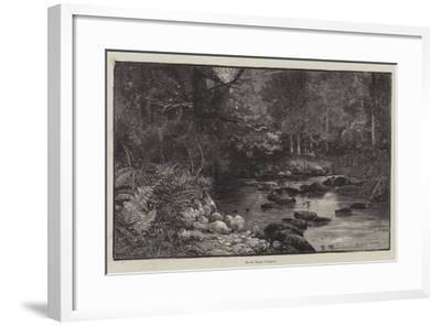 To Call Her Mine-Charles Auguste Loye-Framed Giclee Print