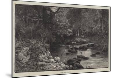 To Call Her Mine-Charles Auguste Loye-Mounted Giclee Print