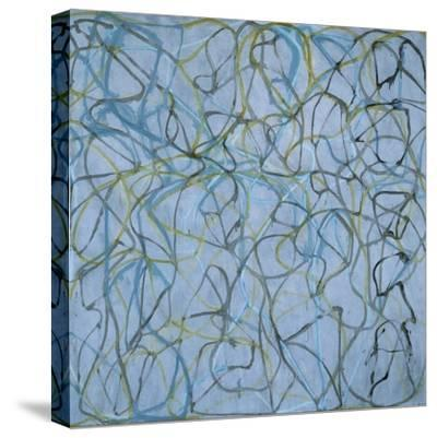 Uxmal, 1991-93-Brice Marden-Stretched Canvas Print