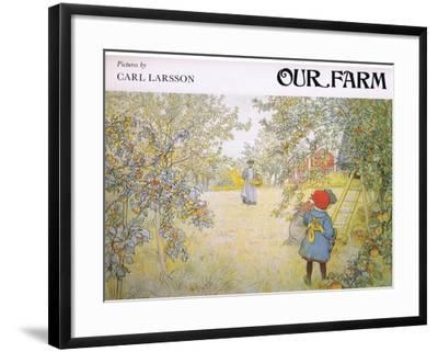 Front Cover-Carl Larsson-Framed Giclee Print