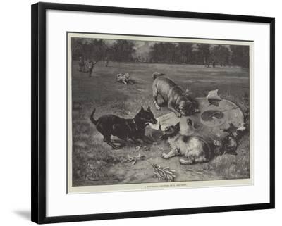 A Windfall-Carl Reichert-Framed Giclee Print
