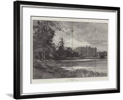 Longleat-Charles Auguste Loye-Framed Giclee Print