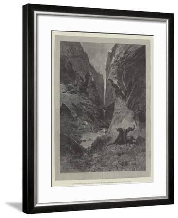 Wild Darrie-Charles Auguste Loye-Framed Giclee Print
