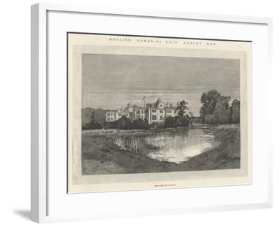 Audley End-Charles Auguste Loye-Framed Giclee Print