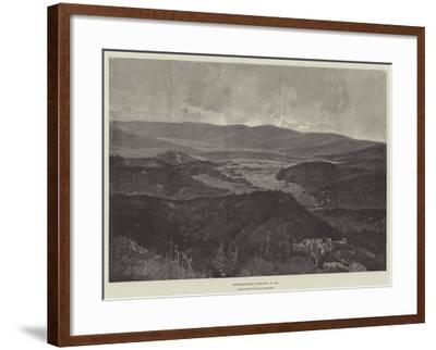 Middlesborough, Kentucky, in 1889-Charles Auguste Loye-Framed Giclee Print