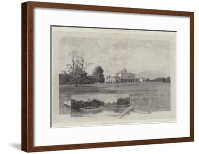 Stoke Park, Buckinghamshire-Charles Auguste Loye-Framed Giclee Print