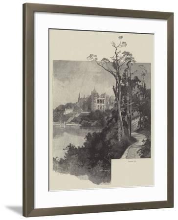 Mr Meeson's Will-Charles Auguste Loye-Framed Giclee Print