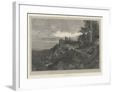 A Ward of the Golden Gate-Charles Auguste Loye-Framed Giclee Print