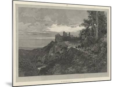 A Ward of the Golden Gate-Charles Auguste Loye-Mounted Giclee Print