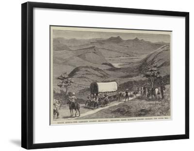 South Africa-Charles Edwin Fripp-Framed Giclee Print