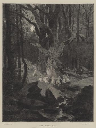 The Fairy Oak-Charles Auguste Loye-Framed Giclee Print