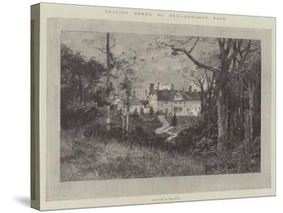 Cowdray Park-Charles Auguste Loye-Stretched Canvas Print