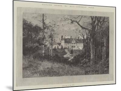 Cowdray Park-Charles Auguste Loye-Mounted Giclee Print
