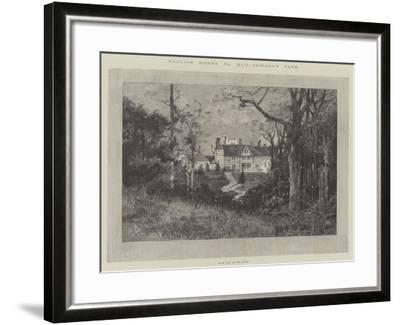 Cowdray Park-Charles Auguste Loye-Framed Giclee Print