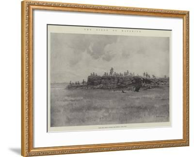 The Siege of Mafeking-Charles Auguste Loye-Framed Giclee Print