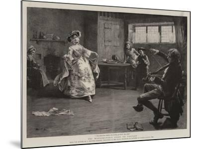 Peg Woffington's Visit to Triplet-Charles MacIvor Grierson-Mounted Giclee Print