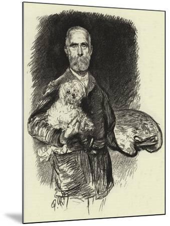 Edwin Long-Charles Paul Renouard-Mounted Giclee Print