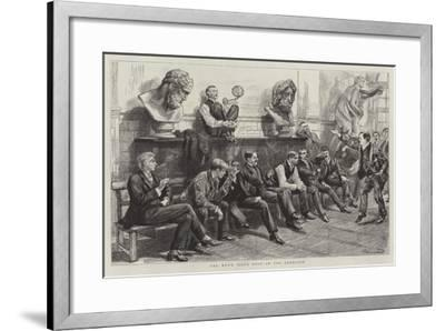 Schools of the Royal Academy-Charles Paul Renouard-Framed Giclee Print