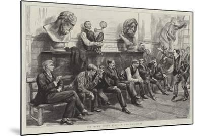 Schools of the Royal Academy-Charles Paul Renouard-Mounted Giclee Print