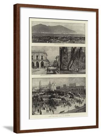 Jabez Balfour's Land of Adoption-Charles Joseph Staniland-Framed Giclee Print