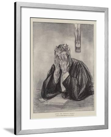 After the Dreyfus Verdict-Charles Paul Renouard-Framed Giclee Print