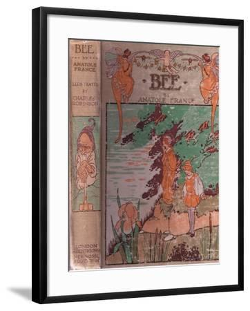 Front Cover-Charles Robinson-Framed Giclee Print