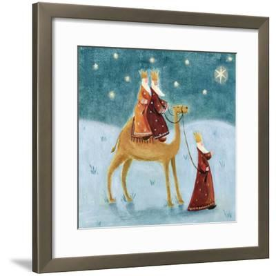 We Three Kings, 2002-Clare Alderson-Framed Giclee Print