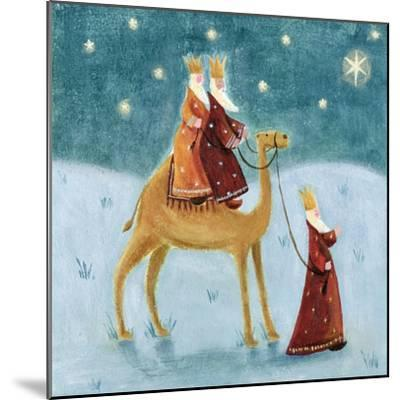 We Three Kings, 2002-Clare Alderson-Mounted Giclee Print