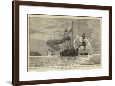 The Return of the Young Princes-Charles William Wyllie-Framed Giclee Print