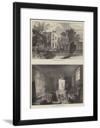 Landseer's House-Ebenezer Newman Downard-Framed Giclee Print