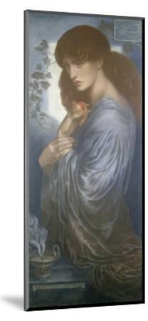 Proserpine, 1880-Dante Gabriel Charles Rossetti-Mounted Giclee Print