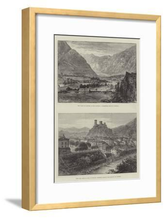Sketches of Andorra-E. Jennings-Framed Giclee Print